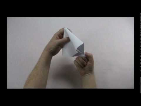 Origami Paper Banger Instructions