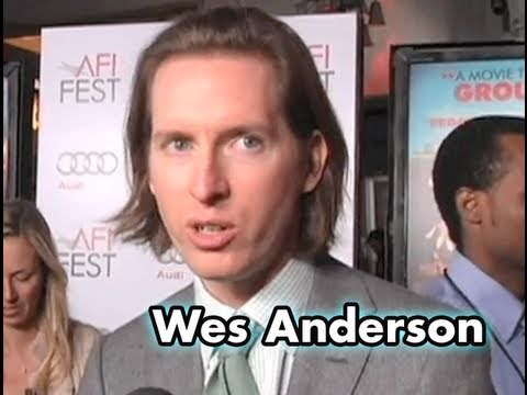 Wes Anderson on the FANTASTIC MR. FOX red carpet at AFI FEST 2009 presented by Audi