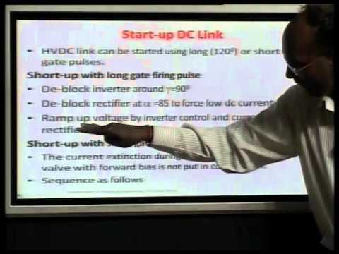 Mod-01 Lec-19 Lecture-19.High Voltage DC Transmission