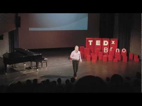 TEDxBrno - Rod Paton - Lifemusic: Putting the hum into human!