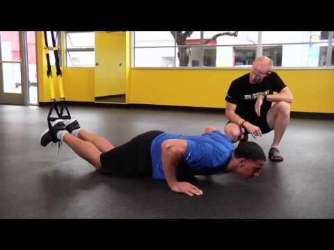 Ask The Trainer: The TRX® 40/40 Challenge