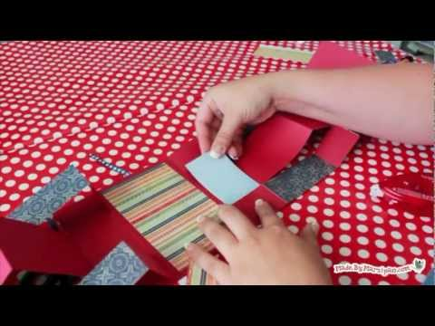 How to Make a Shutter Mini Album