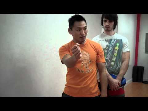 Wing Chun - How To Make A Fist (part 2)