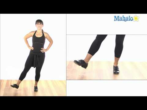 How to Do a Treble Step Combination in Tap Dance