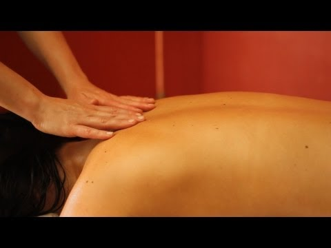 How to Give a Back Massage using Ayurvedic Body Massage Techniques, Part 2