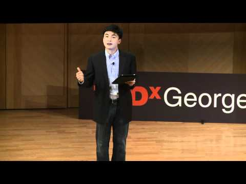 TEDxGeorgetown - Michael Wang - The Digital Identity