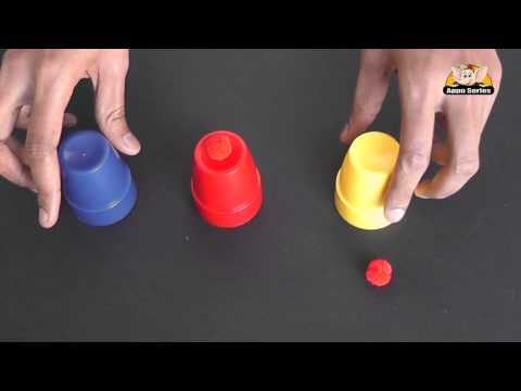 Cups and Balls Trick - Learn a Trick