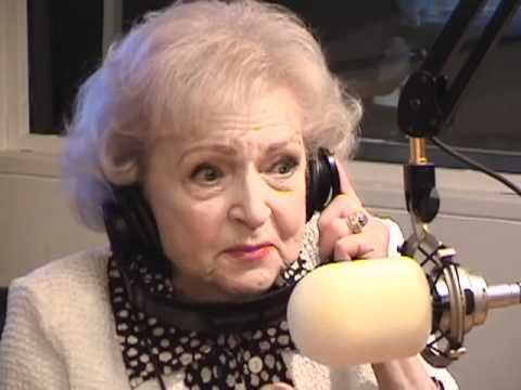 The Takeaway: Betty White in Studio