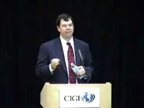 CIGI `07 - Conference on International Governance Innovation - Day One Pt 1