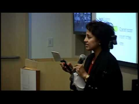 TEDxBayArea Women - Almaz Negash - Return on Investment on Women's Education