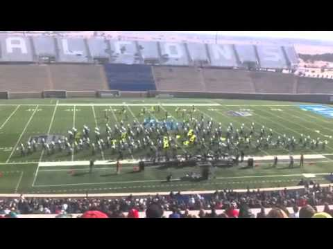 Colorado State Marching Band Finals:  Air Academy High School