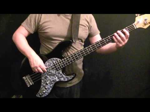 How To Play Bass Guitar To Start Me Up - Rolling Stones - Bill Wyman