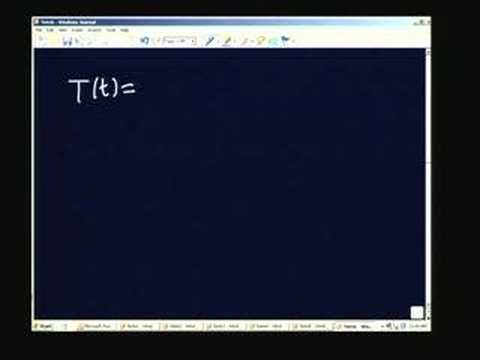 Lecture-15-Measurement of Transient Temperature and Resistan