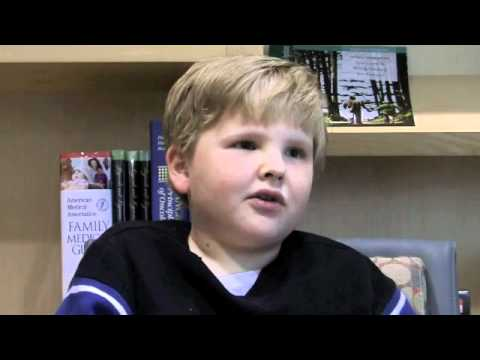 Childhood Cancer Survivor Discusses His Experience at the MD Anderson Proton Therapy Center