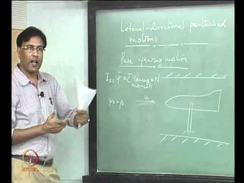 Mod-11 Lec-34 Pure rolling motion, Pure yawing motion,Spiral approximation