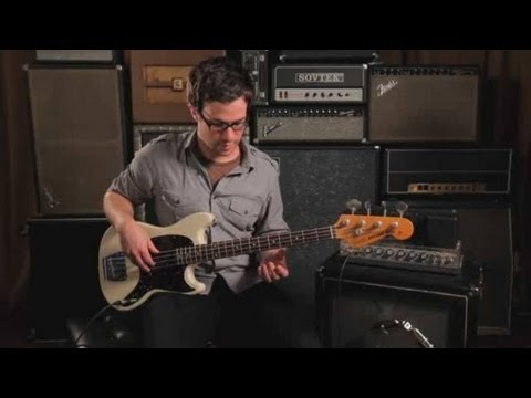Bass Guitar Lesson: Understanding How Beats Are Divided