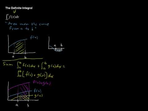 What is the Definite Integral? - Calculus Tips