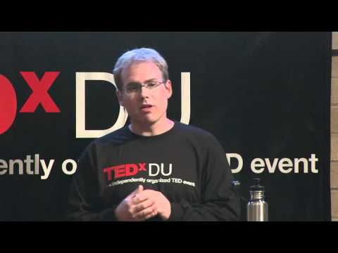TEDxDU Andrew Steward - Beating Mental Illness