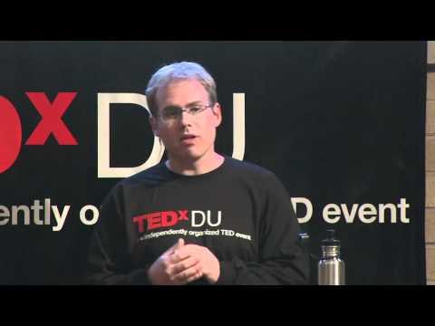 TEDxDU Andrew Steward - Beating Mental Illness