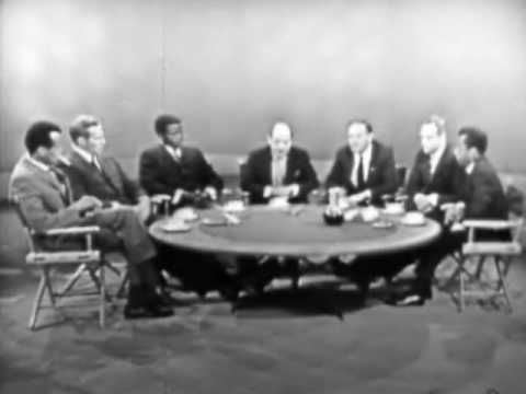 Hollywood Round Table - Civil Rights, ca. 1963