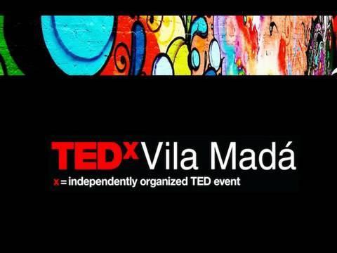 TEDxVilaMada - Roberto Agune - 24/06/10