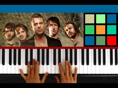 "How To Play ""Good Life"" Piano Tutorial / Sheet Music (OneRepublic)"