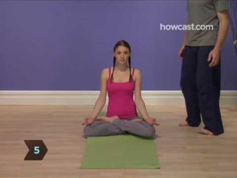 How To Do the Lotus Pose