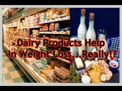 Dairy And Weight Loss-Do You Have To Quit Dairy To Lose Fat?