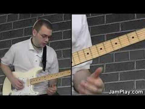 Guitar Lesson: Pearl Jam - Alive