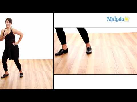 How to Tap Dance: Turning Combination
