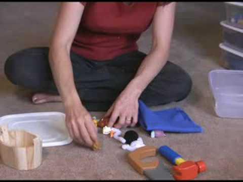 Bible Fun - story object box - Noah