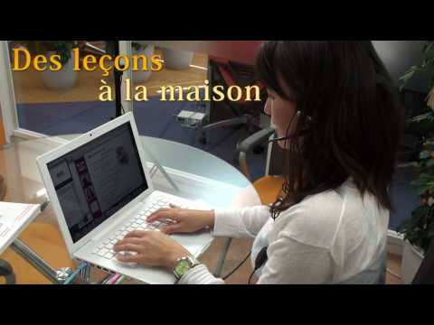 L'annonce publicitaire de 15 seconds de E-com English Net