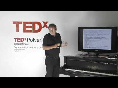 TEDxPolverigi - Francesco Mizzau - Open source, the social invisible revolution