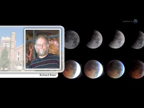 ScienceCasts: A Super-Sized Lunar Eclipse