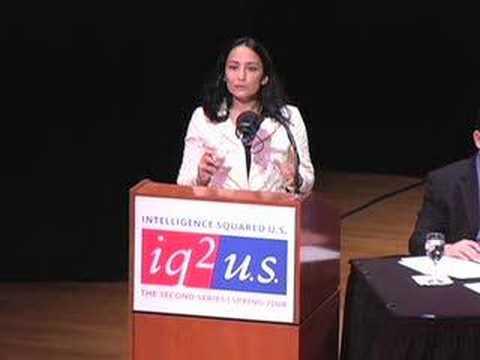 Islamic Radicals Debate: Asra Nomani (4 of 15)