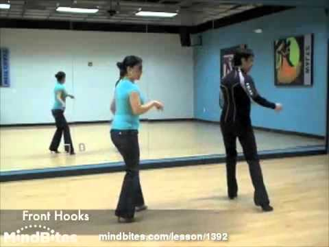 Lesson: Salsa footwork: Carupano Express (On2)