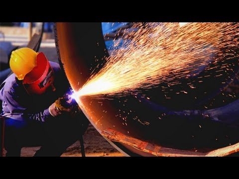 What is it like to be an apprentice welder?