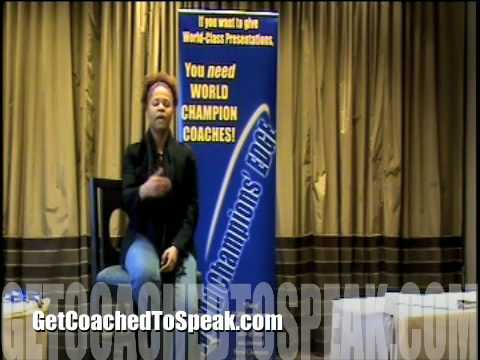 #1 Speaker Coaching Boot Camp with Patricia Fripp and Darren LaCroix