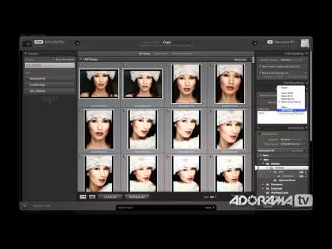 Digital Photography 1 on 1: Episode 37: Post Production Workflow Part 1