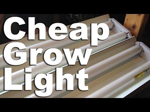 How to Make a Grow Light GardenFork.TV