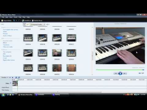 How to Reverse a Video on Windows Movie Maker