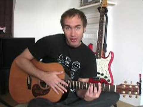 Classical Harmonics (Guitar Lesson TE-011) How to play