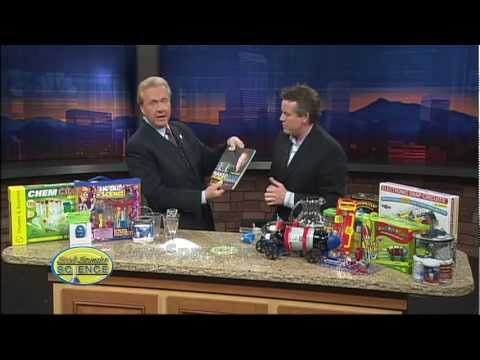 Smart Toys for 2011 - Cool Science Experiment