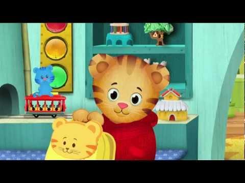 DANIEL TIGER'S NEIGHBORHOOD -- PBS KIDS