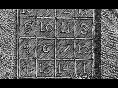 Magic Square - Sixty Symbols