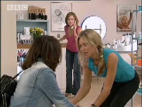 Jane gets sacked - Coupling - BBC sitcom