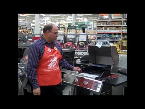What's New in Grills - The Home Depot