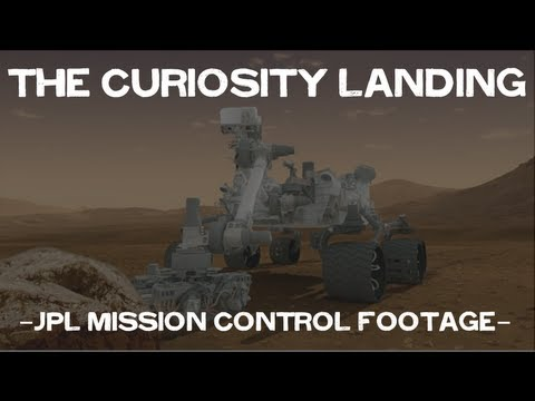 Curiosity's Historic Mars Landing