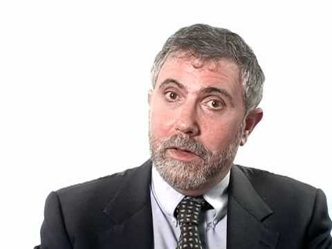 Paul Krugman on the Housing Crisis