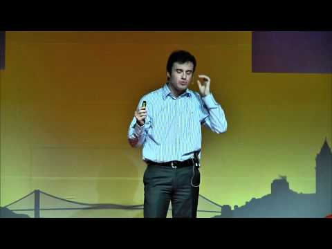 What is Your Social Capital? Measuring Real Popularity: Bora Bicer at TEDxSilkRoad